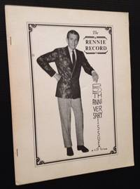 The Rennie Record--Oct. 1966 (Fifth Anniversary Issue): The Official Publication of the Michael Rennie Club