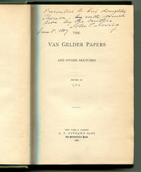 THE VAN GELDER PAPERS: And Other Sketches