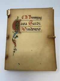 CASA GUIDI WINDOWS   FLORENTINE ILLUSTRATED EDITION