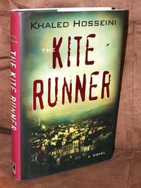 The Kite Runner  - Signed by  Khaled Hosseini - Signed First Edition - from Bodacious Books (SKU: 2325)