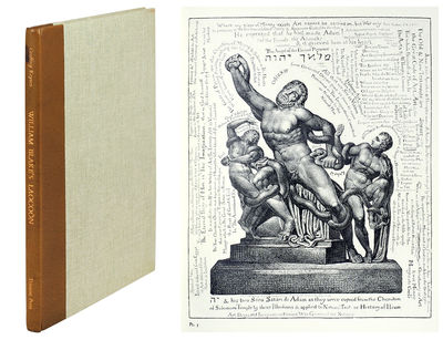 Small 4to. London: Published by the Trianon Press for the William Blake Trust, 1976. Small 4to, 62 p...