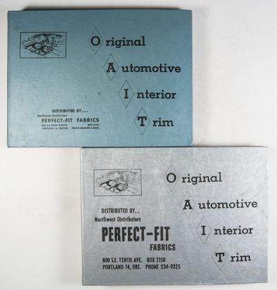 Original Automotive Interior Trim...