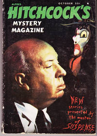Alfred Hitchcock's Mystery Magazine, October 1962, Volume 7 Number 10 by  Lisa (editor) Belknap - 1st Printing - 1962 - from John Thompson and Biblio.com