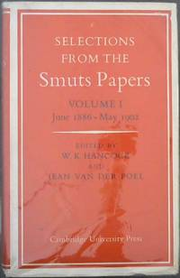 image of Selections From the Smuts Papers - 2 Volumes
