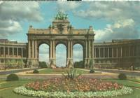 Belgium – Bruxelles, Arcades de Cinquantenaire, Brussels, The Cinquantenaire, unused Postcard