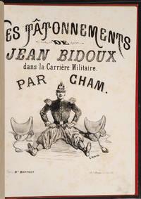 Les Tâtonnements de Jean Bidoux by CHAM [Pseudonym of Charles Amédée de Noé] - First Edition - from David Brass Rare Books, Inc. and Biblio.com