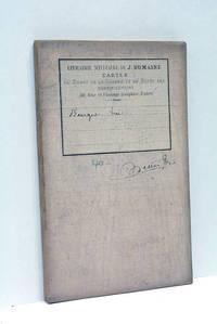 CARTE de Bourges. Gravée: le trait par Thuillier, la lettre par Hacq, le figuré du...
