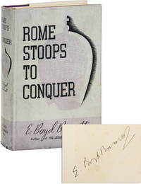 image of Rome Stoops to Conquer