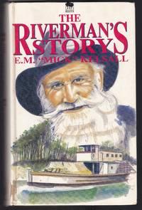 The Riverman's Story [ Large Print ]