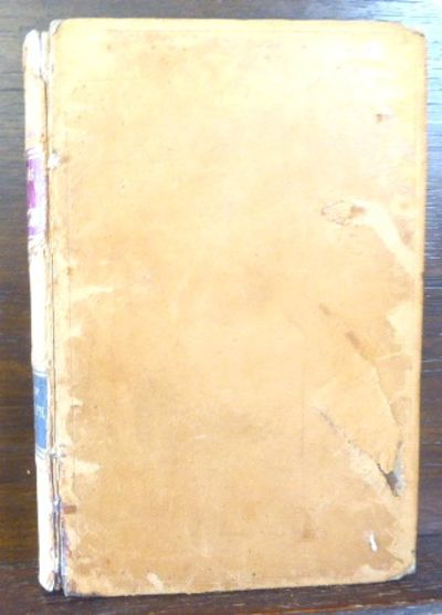 St. Joseph, MO.: C.P. Kingsbury, 1888. Red and black leather spine labels. Front and rear hinges wea...