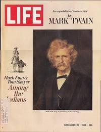 Life Magazine: December 20 1968