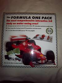 The Formula One Pack: The Most Comprehensive Interactive 3-D Study on Motor Racing Ever! by  Adam Merton  Ron; Cooper - Hardcover - 1999 - from Nocturne Books and Music (SKU: 101866)