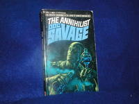 The Annihilist: Doc Savage #31