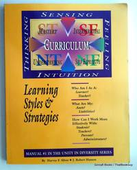 Learning Styles & Strategies (The Unity in Diversity Series Vol. 1)