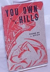 image of You own the hills, and other poems