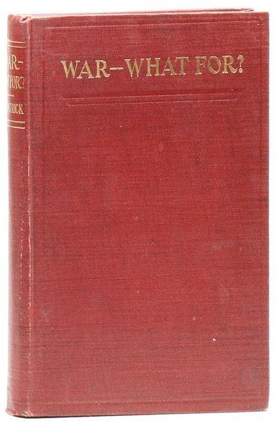 West La Fayette, OH: By the Author, 1914. Eleventh Edition. Hardcover. The author's attempt to