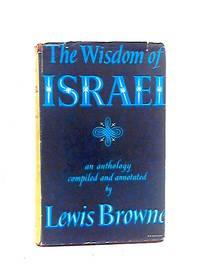 The Wisdom of Israel