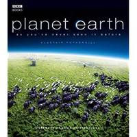Planet Earth: As You've Never Seen It Before Signed Sir David Attenborough