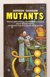 image of MUTANTS: A SCIENCE FICTION ADVENTURE