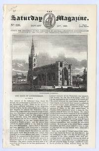 """The Saturday Magazine for January 23rd 1836, containing an article titled """"The Natives of..."""