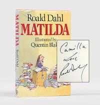 Matilda. by  Roald DAHL - Signed First Edition - 1988 - from Peter Harrington (SKU: 125998)