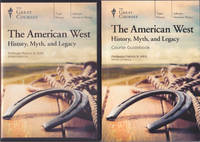 The American West: History, Myth, and Legacy (The Great Courses, 8552) by Patrick N. Allitt - 2017 - from Books of the World (SKU: RWARE0000002975)