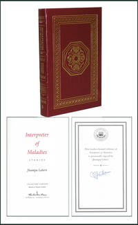 Interpreter of Maladies by  Jhumpa Lahiri - Hardcover - Collector's Edition - 2006 - from Parrish Books and Biblio.com