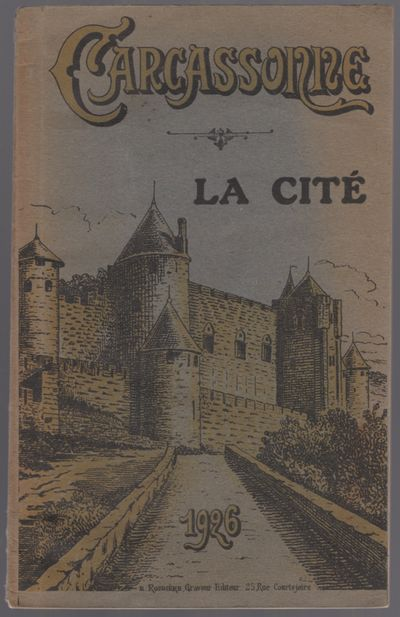 : E. Roudiere, 1926. Softcover. Near Fine. Octavo. Illustrated wrappers. 39pp. Inserted photographic...