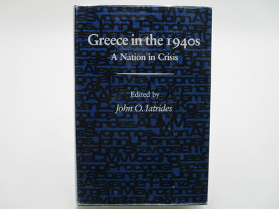 Hanover. : University Press of New England. , 1981. Blue cloth, silver spine title. . Near fine in a...