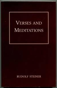 image of Verses and Meditations.
