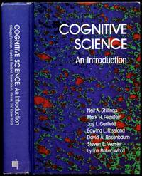 Cognitive Science: An Introduction [Fourth Printing] by  Lynne Baker-Ward  Steven E. Weisler - Hardcover - 1991 - from Little Stour Books PBFA (SKU: 24830)