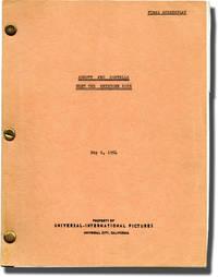Abbott and Costello Meet the Keystone Kops [Cops] (Original screenplay for the 1955 film)
