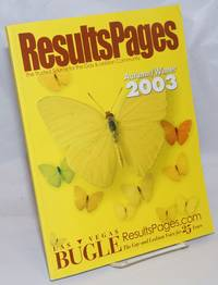 image of Results Pages: the trusted source for the gay & lesbian community; Autumn/Winter 2003
