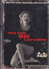 You Can Die Laughing  [1st Edition]