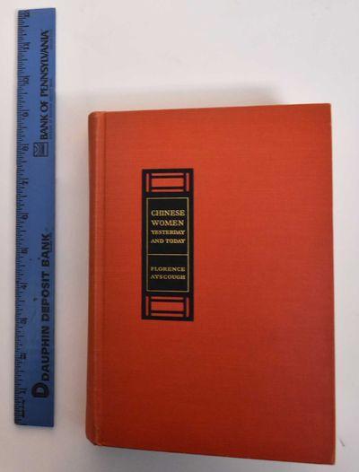 Boston: Houghton Mifflin / The Riverside Press, 1937. Hardcover. VG-. edge-wear to covers & spine; r...