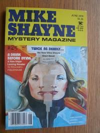 Mike Shayne Mystery Magazine June 1979 Vol. 43, No. 6