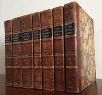 The Works of Horatio Walpole, Earl of Orford, in Five Volumes (1798), WITH Memoires of the Last Ten Years of the Reign of George the Second in Two Volumes (1822), Seven Volume Set Complete.