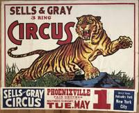 Sells & Gray 3 Ring Circus.