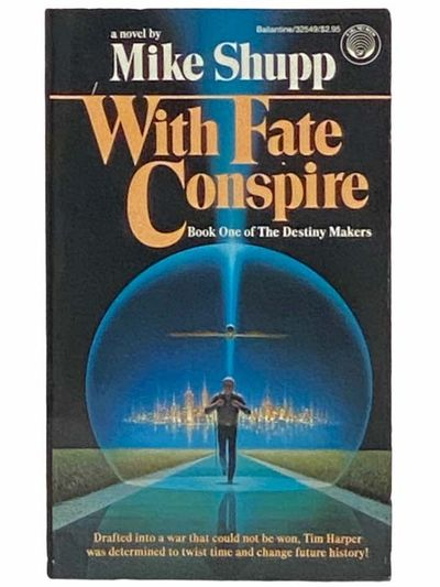 New York: Del Rey, 1985. First Edition. Mass Market Paperback. Very Good. First edition. Faint edge ...
