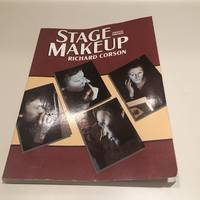 Stage Make Up by Richard. Corson - Paperback - June 1999 - from Rigdon Books (SKU: 1120)