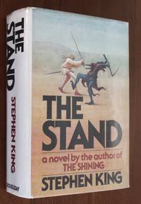 The Stand by  Stephen King - First Edition - 1978 - from Blue Sky Books and Biblio.com