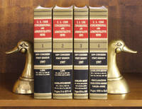 United States Code Congressional & Administrative News. 1997. 4 books by West Publishing Co - 1997 - from The Lawbook Exchange Ltd (SKU: 62991)