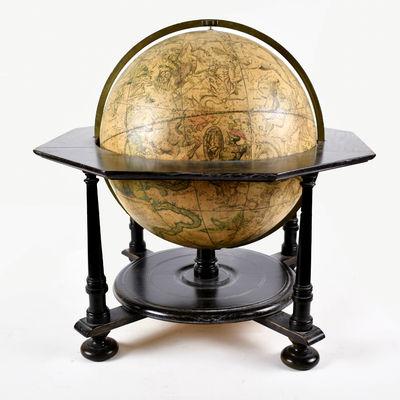 Globe Terrestris. In quo locorum...