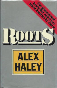 Roots by  Alex Haley - Hardcover - Cloth/dust jacket  Octavo - 1977 - from San Francisco Book Company (SKU: 46752)
