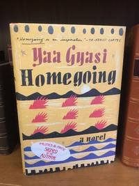 HOMEGOING [SIGNED]