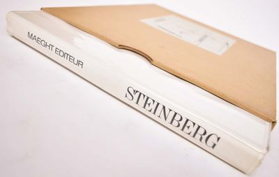 Paris: Maeght Editeur, 1966. Hardcover. VG/VG- light rippling to dust jacket.. White boards, white a...
