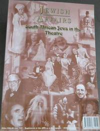 South African Jews in the Theatre