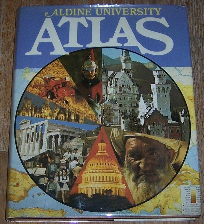 Image for ALDINE UNIVERSITY ATLAS
