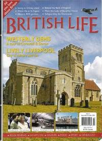 British Life: Issue 3, September/October 2004 Features: Liverpool,  Cornwall & Devon