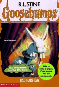 Bad Hare Day (Goosebumps #41)